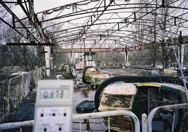 tragedi bocornya reaktor nuklir chernobyl
