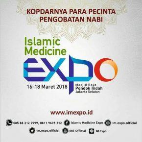 Islamic Medicine Expo 16-18 Maret 2018 Expo Pengobatan Islam Terbesar di Asia