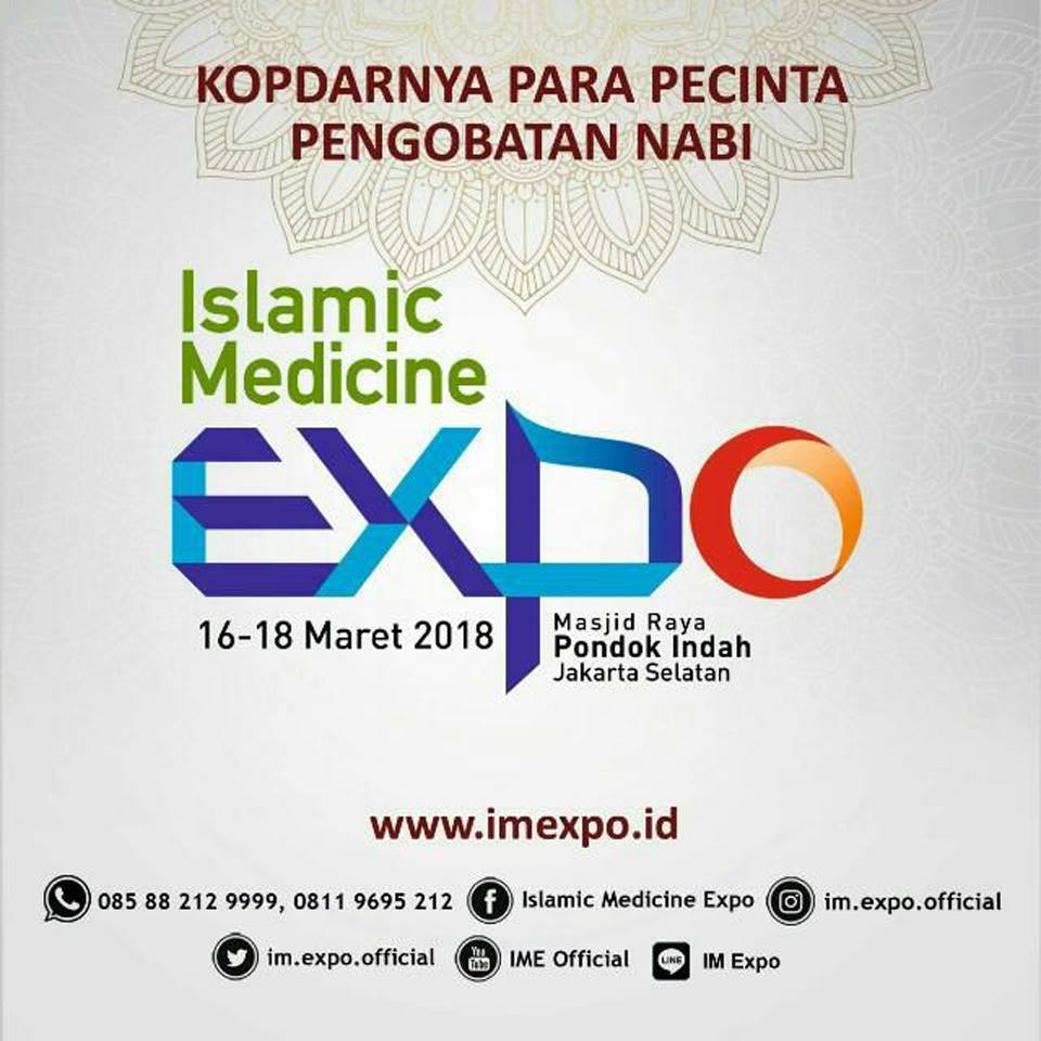 islamic medicine expo 2018