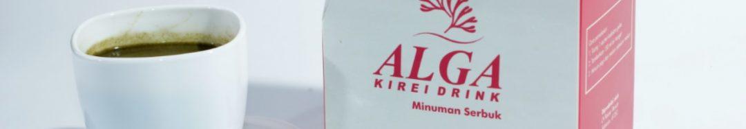 agen alga kirei kolagen drink Indonesia