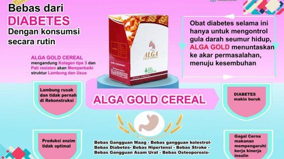 nutrisi lambung alga gold cereal